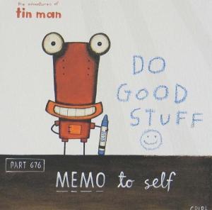 Tin Man do good stuff